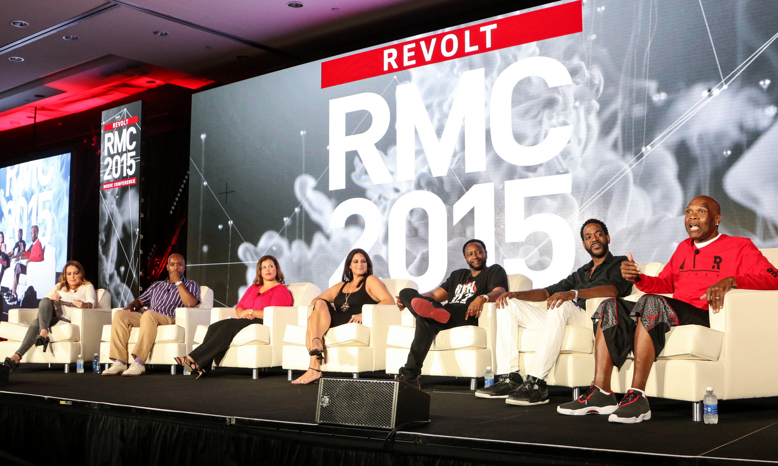 annual revolt music conference - HD 1600×960
